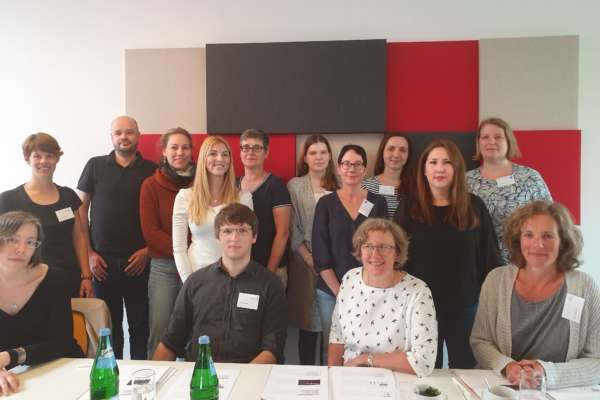 Teilnehmer Metadatenseminar Wbv Media Bielefeld 6 6 19